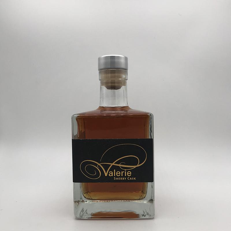 Valerie - Finish im Sherryfass- Single Malt Whisky - 40% vol. 0,2 ltr.