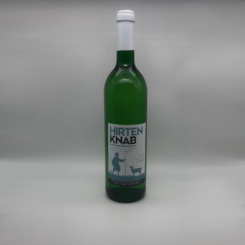 Hirtenknab – Weißwein trocken, 12,1% vol., 0,75l