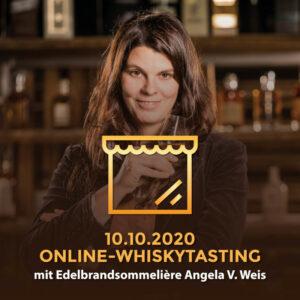 Online Whiskytasting