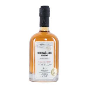 Schwäbischer Whisky aus Oberwälden, Amarone