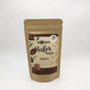 Purmacherei Hafer HAPS Kakao