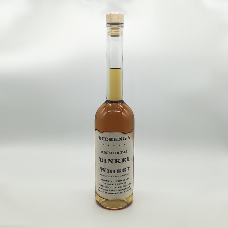Diebenga - Ammertal Dinkel Whisky, 40% vol.