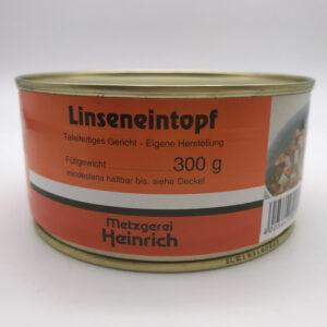 Metzgerei-Heinrich-Linseneintopf-300g