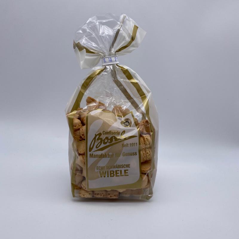 Schwäbische Wibele, Beutel, 80g