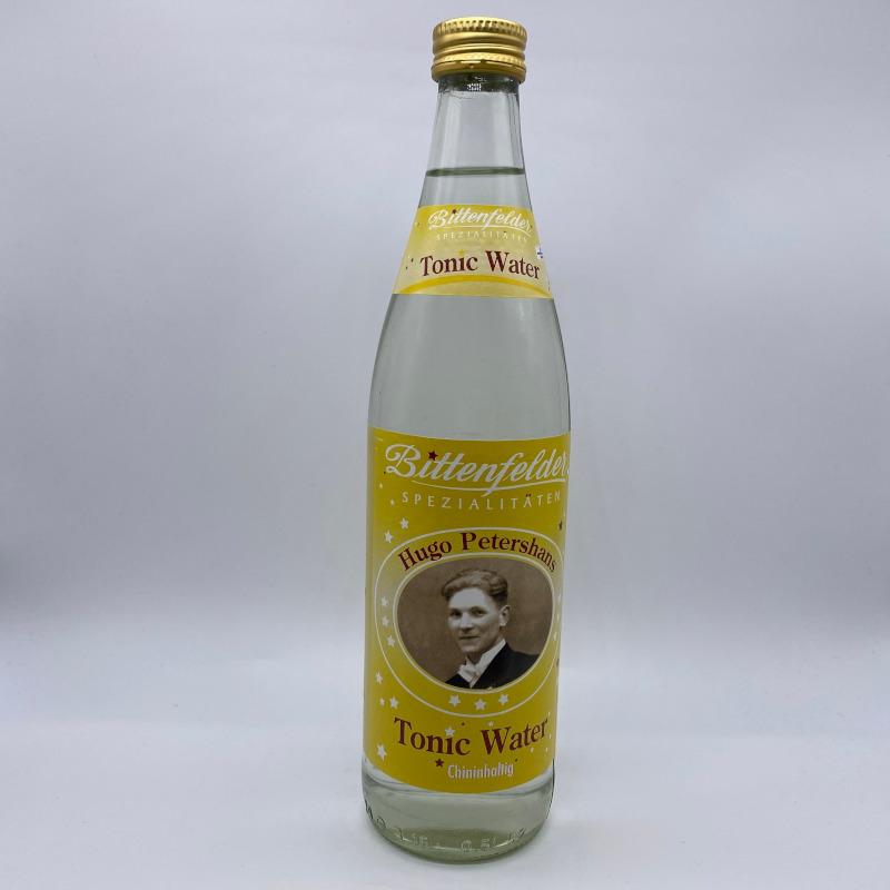 Bittenfelder Hugo Petershans Tonic Water, 0,5l