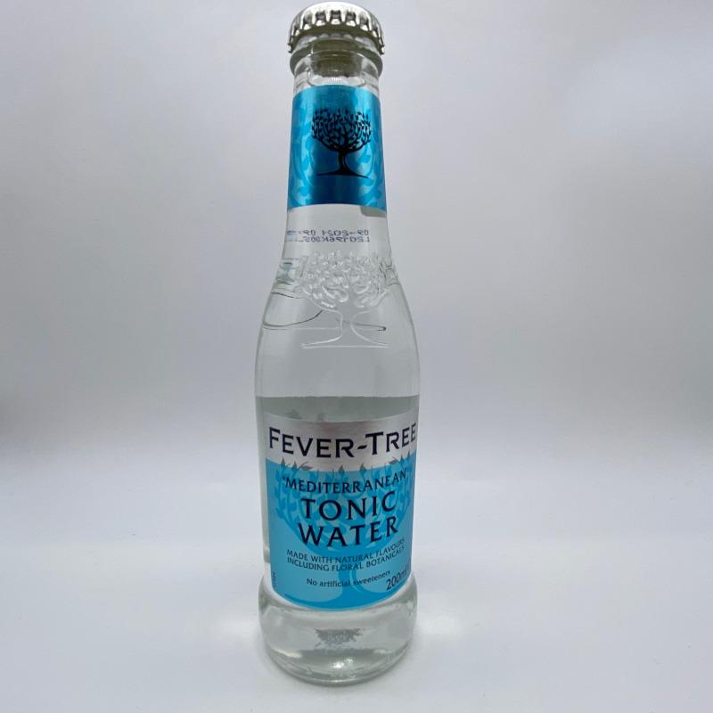 Fever Tree Mediterranean Tonic Water, 0,2l