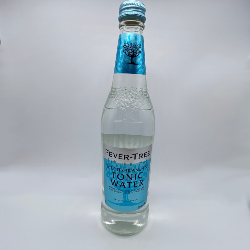 Fever Tree Mediterranean Tonic Water, 0,5l
