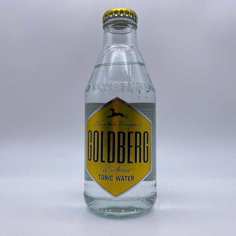 Goldberg Tonic Water, 0,2l