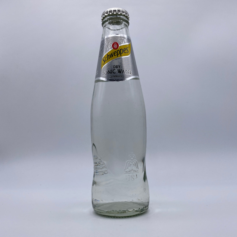 Schweppes Dry Tonic Water, 0,2l