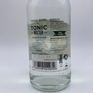 Thomas-Henry-Tonic-Water-200ml-Zutaten