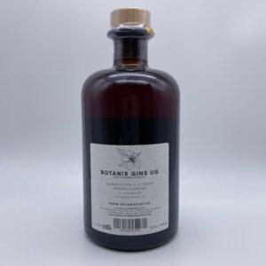 Botanix Gin_BACK