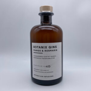 Botanix Gin-Mango-Rosmarin-500ml