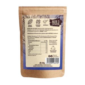 Purmacherei-KakaoWumms-Meersalz-Naehrwerte