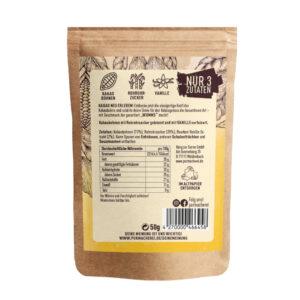 Purmacherei-KakaoWumms-Vanille-50g-Naehrwerte