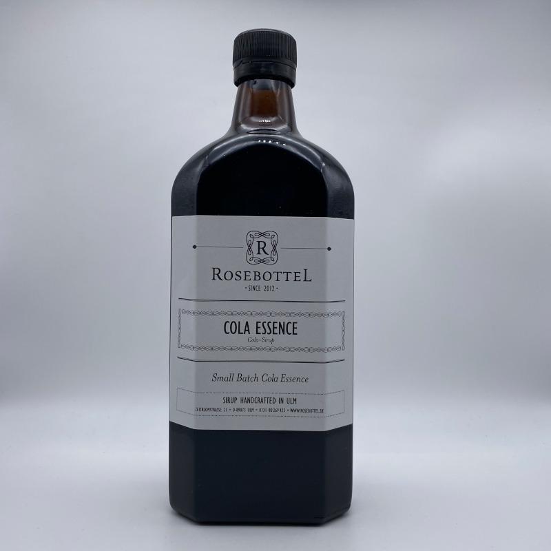 ROSEBOTTEL Cola Essence, 0,5 ltr.