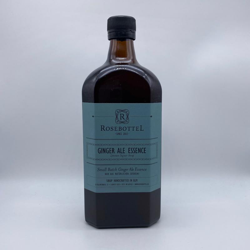 ROSEBOTTEL Ginger Ale Essence, 0,5 ltr.