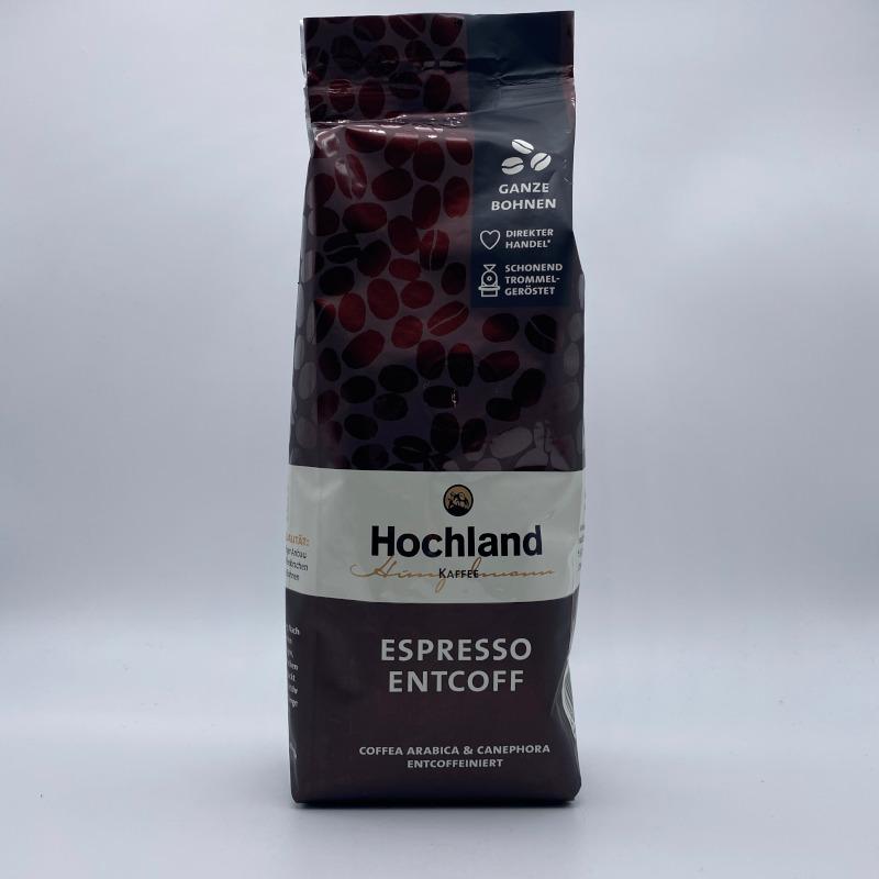 Hochland Espresso Entcoff - 250g