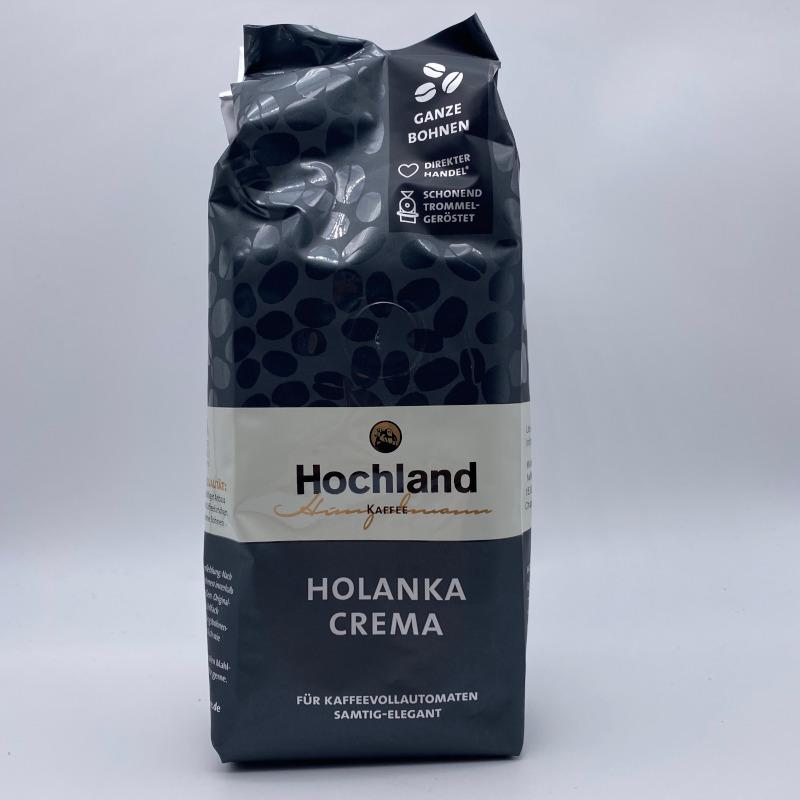 Hochland Kaffee Holanka Crema, 250g