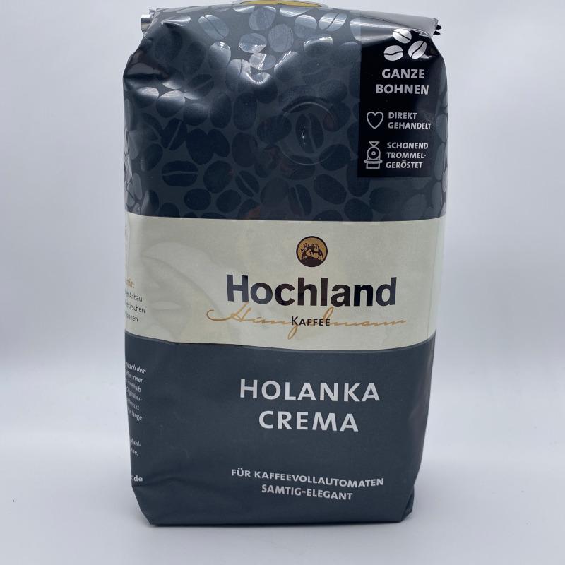Hochland Kaffee Holanka Crema, 500g