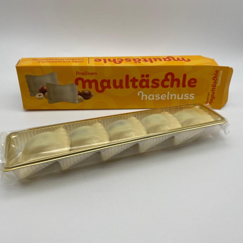 Maultäschle Pralinen - Haselnuss, 75g