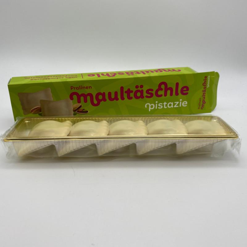 Maultäschle Pralinen - Pistazie, 75g