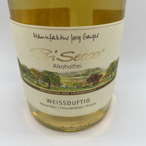 PriSecco-Weissduftig-Etikett