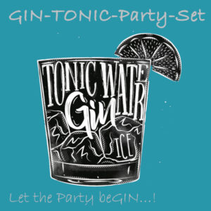 Gin-Tonic-Party-Set