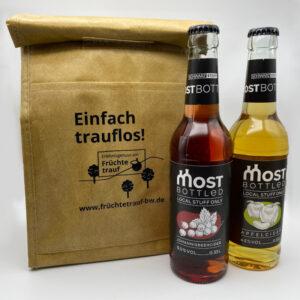 SCHWARZSTOFF-Cider im Kühltäschle