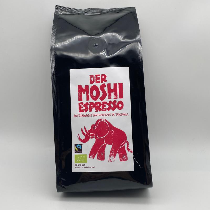 MOSHI Espresso - 250g